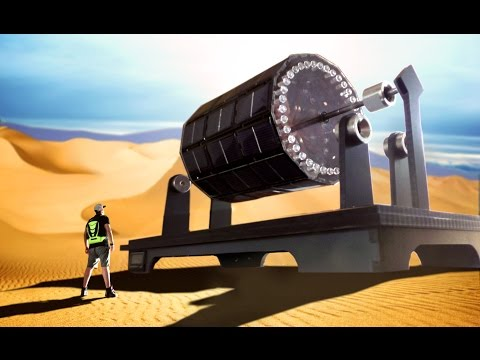 Solar Energy Motor / 12 Sided Mendocino - Motor