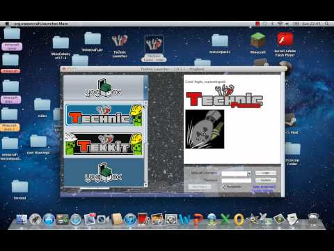 How To Download Technic Launcher Mac - biomm's diary