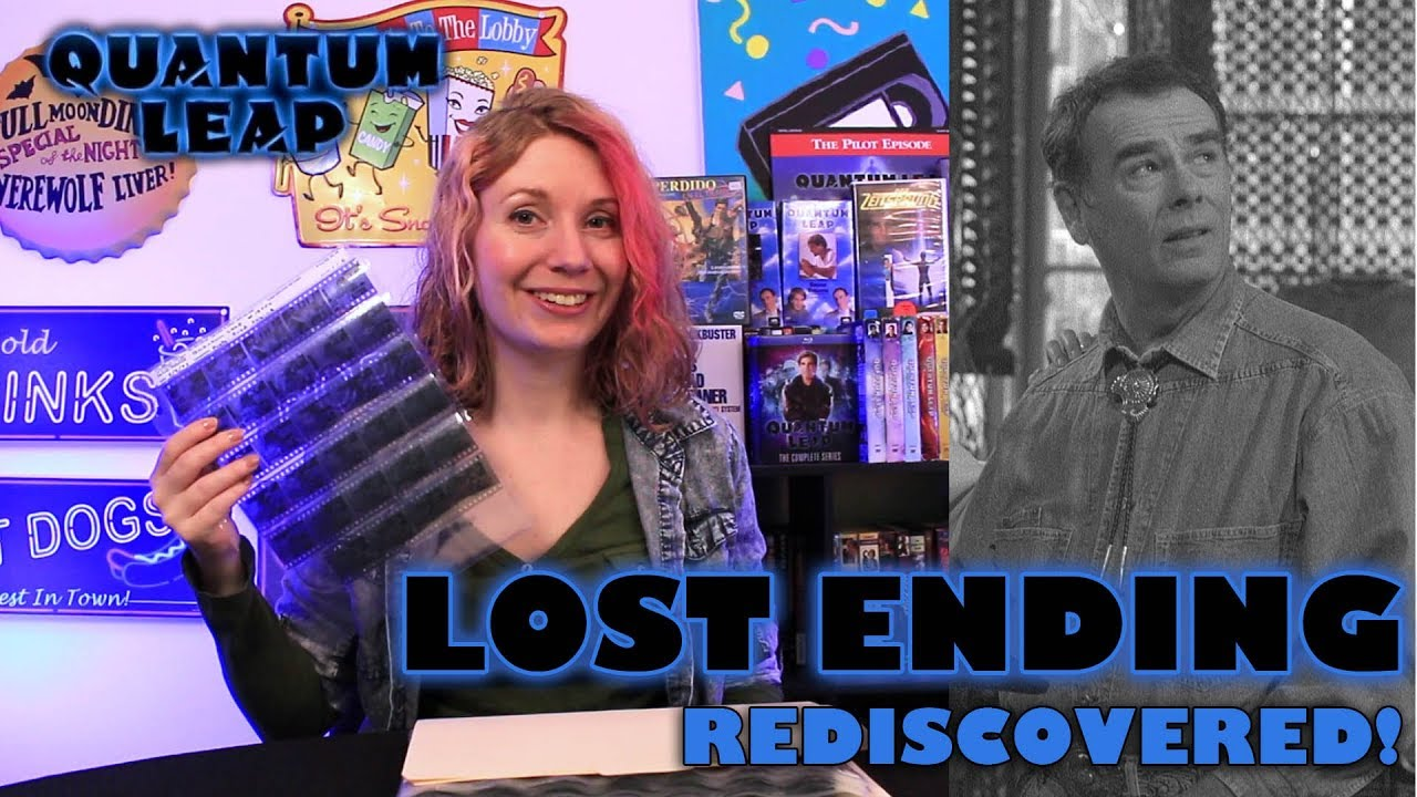 Download Quantum Leap LOST ENDING REDISCOVERED!