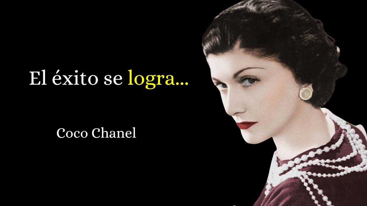 Le 100 Migliori Frasi Di Chanel Al Cocco Thpanorama