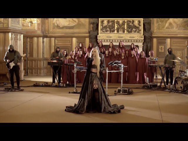 Ava Max - Behind the Scenes of Alone, Pt. II (Live at Château de Fontainebleau)