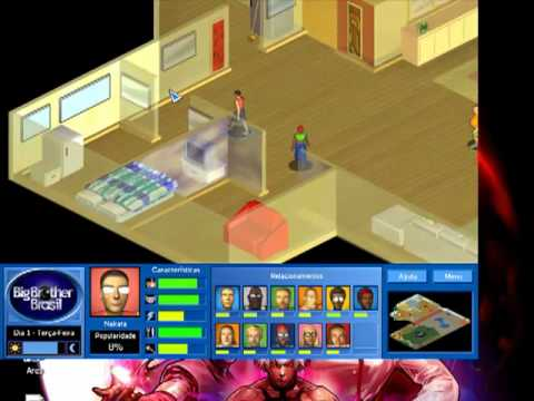 big brother the game pc