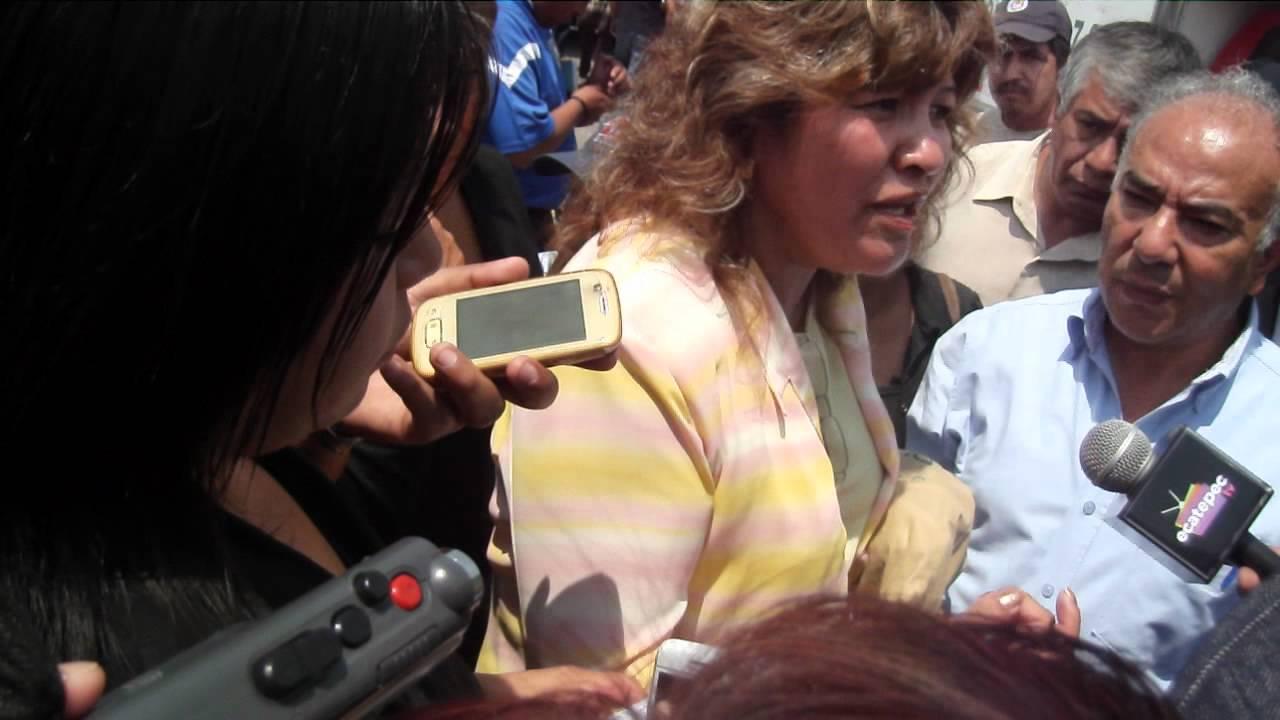 Acto de edil de ecatepec protestas y agreden a profesora for Jardin 7 hermanos ecatepec