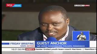 One on One with Governors Jackson Mandago and Alex Tolgos