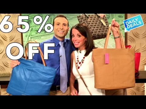 60% Off Michael Kors Handbag, Designer Handbags, Totes Sale ► The Deal Guy
