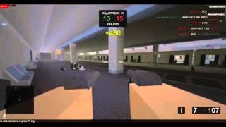 ROBLOX Battlefield - Pistol Challenge: Magnums (FFA Win)