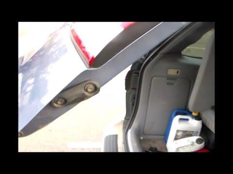 Liftgate Wont Open Fix It Toyota Sienna Youtube