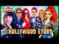 Hollywood Story: Part 1 - BECOMING A MOVIE STAR!! 🌟🎬 (App Game)