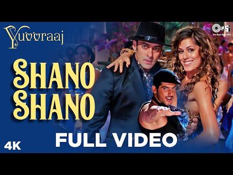 Shano Shano Full Video - Yuvvraaj | Zayed Khan, Salman Khan  | Sonu Nigam | A.R. Rahman | Katrina