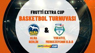 Alba Berlin 101-92 Yukatel MerkezEfendi Bld. Denizli Basket | Frutti Extra Cup Turnuvası