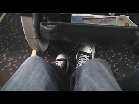 Modhop.com Review | Alaska Airlines | 737-800 Economy | Seat 6D