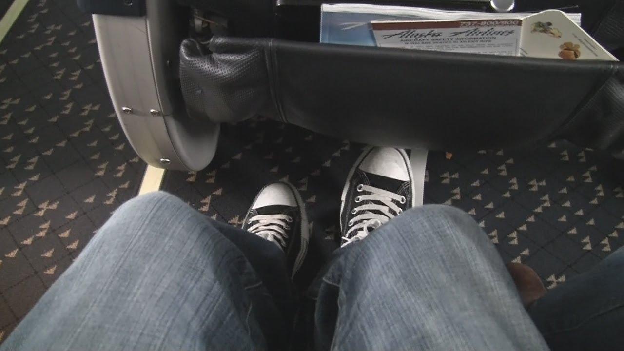 Modhop Com Review Alaska Airlines 737 800 Economy