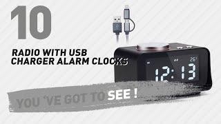 Radio With Usb Charger Alarm Clocks // New & Popular 2017