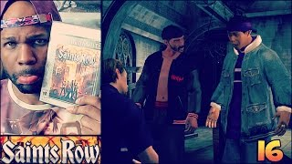 Saints Row Gameplay Walkthrough - Part 16 - Possession with Intent