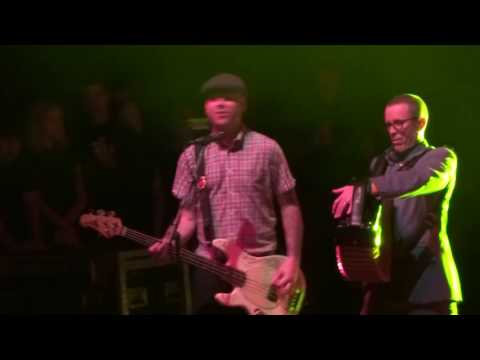 "Flogging Molly  - ""(No More) Paddy's Lament"" and ""Man With No Country"" (Live in San Diego 8-6-16)"