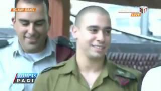Tentara Pembunuh Warga Palestina Divonis Bersalah