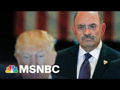 Will Weisselberg Flip? Indictments Turn Up Heat On Trump CFO