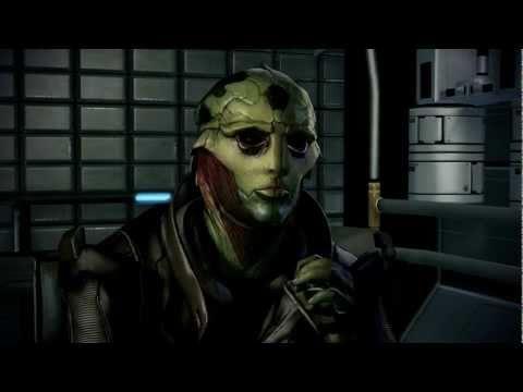 Mass Effect 2: Thane Romance: Thane jealous of Garrus or Jacob