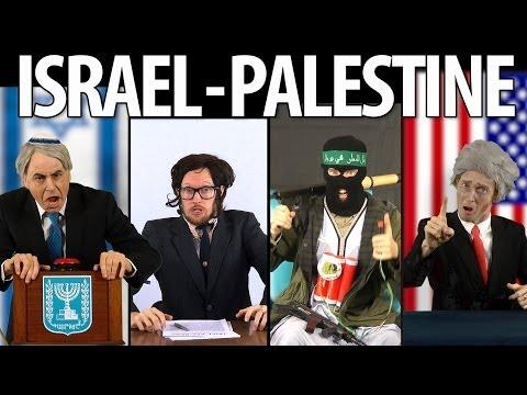 RAP NEWS | Israel v Palestine - feat. DAM & Norman Finkelstein