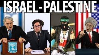 Israel vs Palestine - feat. DAM & Norman Finkelstein [RAP NEWS 24]
