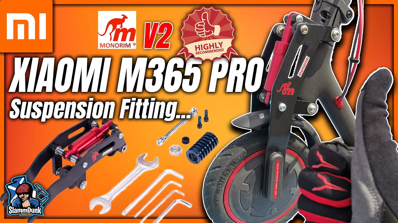 Pro 2 M365 Pro Essential ? Xiaomi M365 Monorim V2 Suspension Upgrade 1S