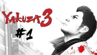 Yakuza 3 - Walkthrough Part 1: Re-Enter The Dragon