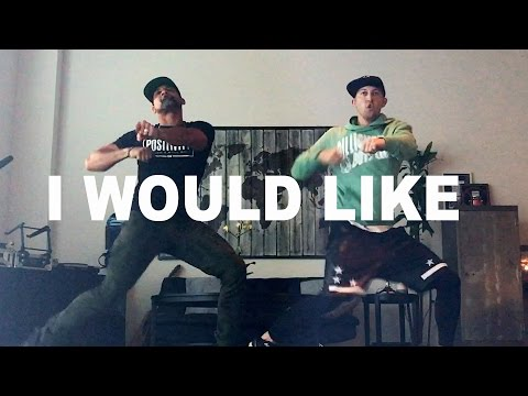 """I WOULD LIKE"" - Zara Larsson Dance 
