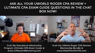 Download Roger Philipp, CPA's Advice On Passing The CPA Exam [2021 Pandemic & Busy Season Edition!]