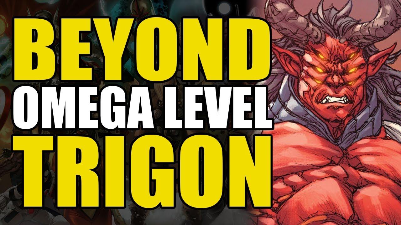 Beyond Omega Level: Trigon | Comics Explained