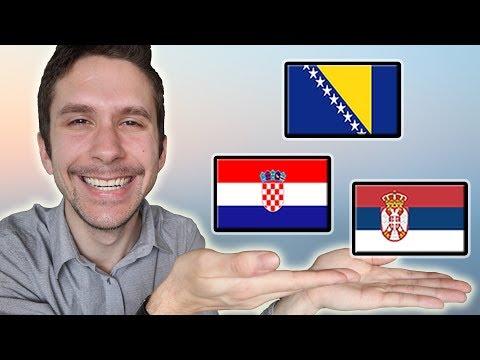 JA PRICAM HRVATSKI, SRPSKI, BOSANSKI! | I SPEAK CROATIAN, SERBIAN, BOSNIAN!