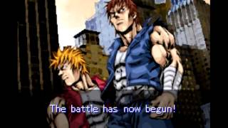 G-R-A-S-P - Double Dragon Series Review