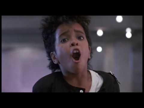 Michael Jackson BAD kids version.