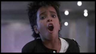 Repeat youtube video Michael Jackson BAD kids version.