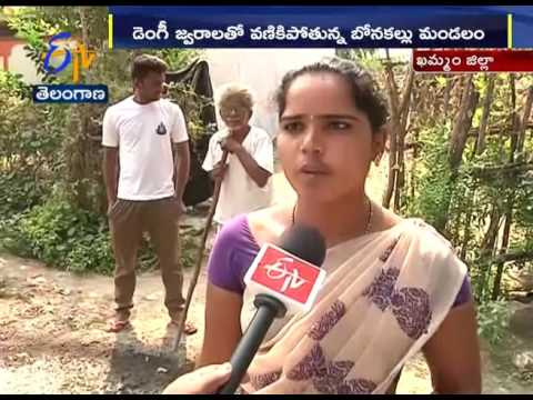 Dengue Fever Grips Boankal Village in Khammam District: A Report
