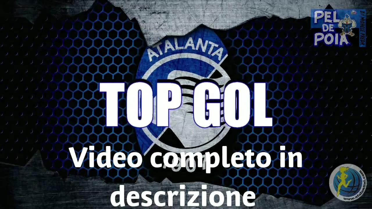 Atalanta Top Gol - Anno solare 2019