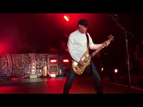 Nickelback Feed The Machine at The Greek Theater