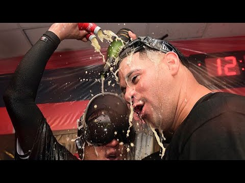 Yankees vs Indians Game 5 ALDS | Bottom of the 9th, Postgame Interviews and Reactions