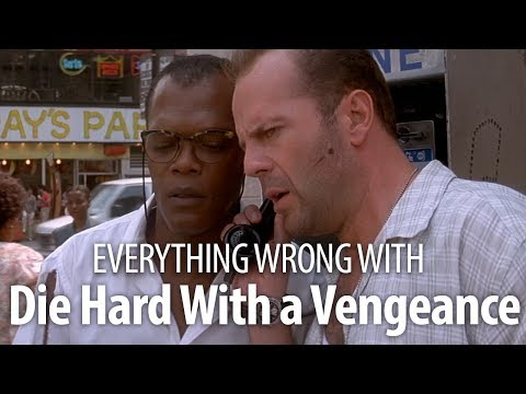 Everything Wrong With Die Hard With A Vengeance