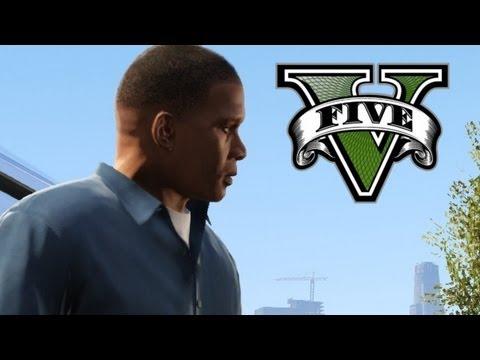 GTA 5 - Gameplay-Trailer zu Franklin aus Grand Theft Auto V (Xbox 360, PlayStation 3)