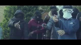 #SilwoodNation T1 x N.A x Costa x A Miz - Crime Scene (Music Video)