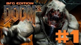 Doom3 BFG Edition | Let's Play en Español | Capitulo 1