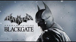 Batman Arkham Origins Blackgate Deluxe Edition Gameplay