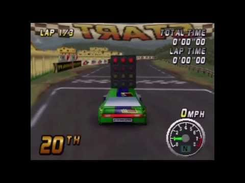 Top Gear Rally Playthrough (Actual N64 Capture) - Part 9