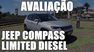 TESTE: Jeep Compass Limited Diesel 4x4