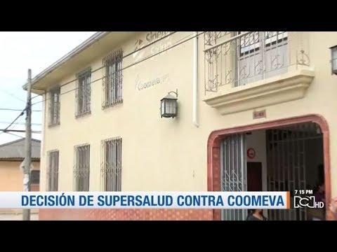 Coomeva no podrá prestar servicios en Meta, Cundinamarca y Cauca