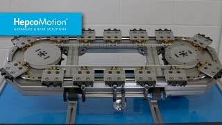 PRODUCT: HepcoMotion DTS Driven Track System