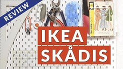 Ikea Skådis Review: Better than a DIY Pegboard?
