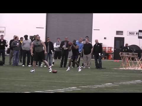 Geno Smith:WVU Pro Day