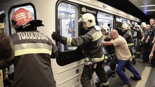 FKI_Gázolt a metró a Corvin-negyed állomáson