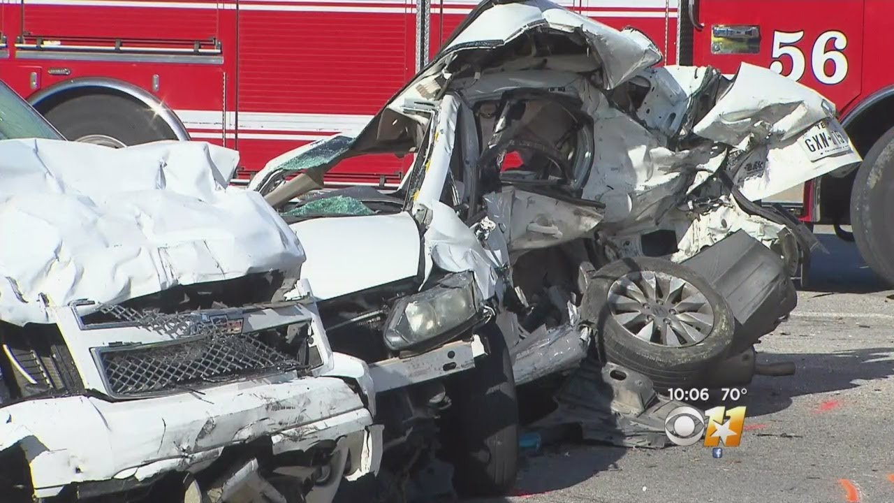 Driver Dies In Richardson Crash After Trying To Get Around Traffic